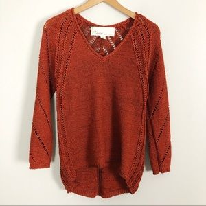 Curio New York Knit Top